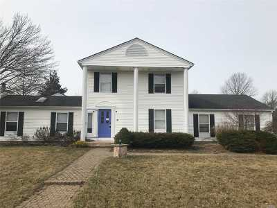East Moriches Single Family Home For Sale: 2 Magnolia Ct