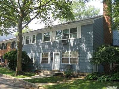 Hauppauge Rental For Rent: 1002 Towne House Vlg