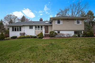 Huntington NY Single Family Home For Sale: $635,000