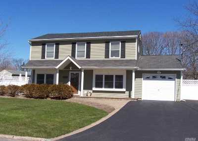Pt.jefferson Sta Single Family Home For Sale: 43 Continental Dr
