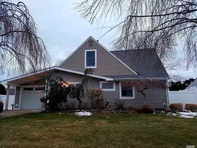 Levittown Single Family Home For Sale: 36 Chickadee Ln