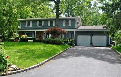 Setauket Single Family Home For Sale: 10 Julia Cir