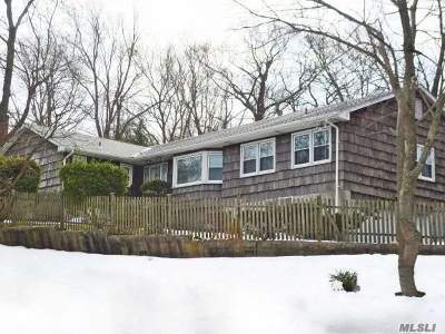 Huntington Sta NY Single Family Home For Sale: $429,000