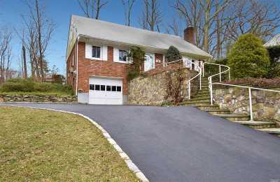 Huntington NY Single Family Home For Sale: $499,000