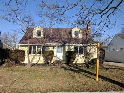 East Meadow Single Family Home For Sale: 719 Buchanan Rd
