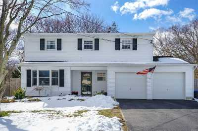 Selden Single Family Home For Sale: 6 Mayson Ct