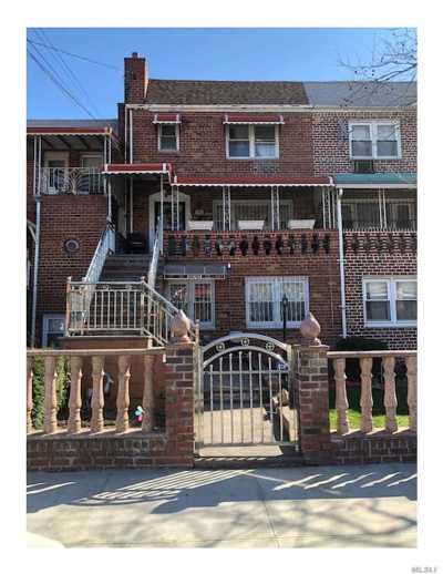 Brooklyn Multi Family Home For Sale: 793 E 56th St