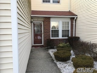 Coram Condo/Townhouse For Sale: 3 Potomac Ct