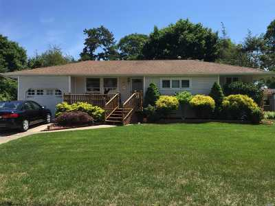Selden Single Family Home For Sale: 25 Newtown Ave