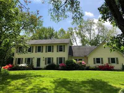 Setauket Single Family Home For Sale: 31 Buccaneer Ln
