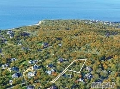 Montauk Residential Lots & Land For Sale: 34 Kettle Hole Rd