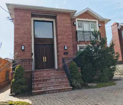 Bayside Single Family Home For Sale: 29-42 215th Pl