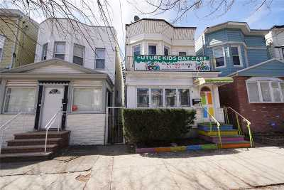 Woodhaven Single Family Home For Sale: 86-08 79 St