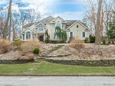 Setauket Single Family Home For Sale: 12 Mill River Road