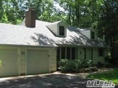 Setauket Single Family Home For Sale: 155 Quaker Path