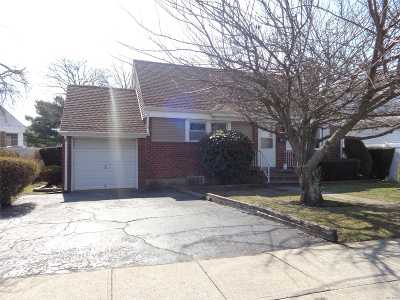 N. Bellmore Single Family Home For Sale: 1684 Little Neck Ave