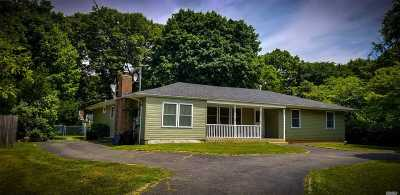 Pt.jefferson Sta Single Family Home For Sale: 283 Woodhull Ave