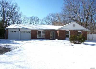 Mt. Sinai Single Family Home For Sale: 8 Madrid Ct