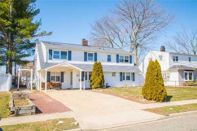 Levittown Single Family Home For Sale: 4 Wagon Ln