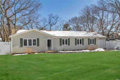 Ronkonkoma Single Family Home For Sale: 149 Mohican Ave