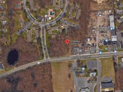 Coram Residential Lots & Land For Sale: 153 Middle Country Rd