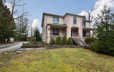 Northport Single Family Home For Sale: 68 Fort Salonga Rd