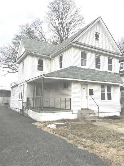Nassau County Multi Family Home For Sale: 129 Lincoln Ave