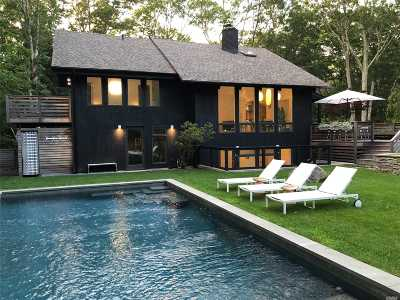 East Hampton Single Family Home For Sale: 15 Maritime Way