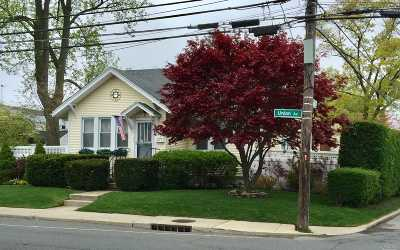 Lynbrook Single Family Home For Sale: 277 Union Ave
