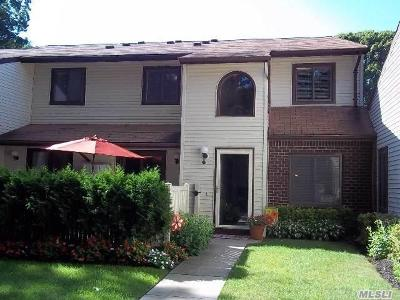 Coram Condo/Townhouse For Sale: 356 Clubhouse Ct