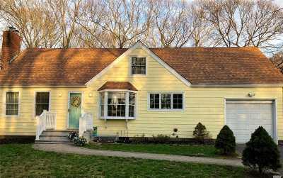 Setauket NY Single Family Home For Sale: $525,000