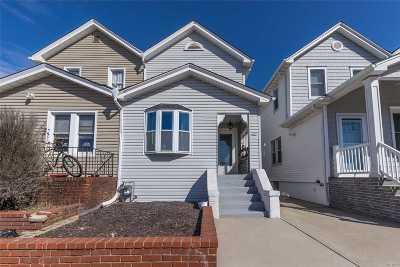 Long Beach NY Single Family Home For Sale: $548,000