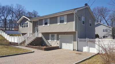 Lake Ronkonkoma Single Family Home For Sale: 16 Balaton Ave