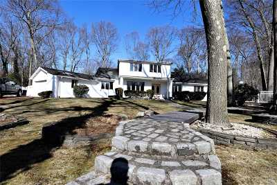Melville NY Single Family Home For Sale: $869,000