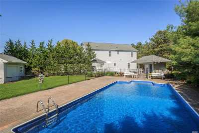 Westhampton Single Family Home For Sale: 48 Station Rd