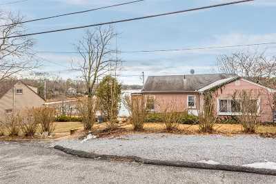 Ridge Single Family Home For Sale: 243 Lakeside Trl
