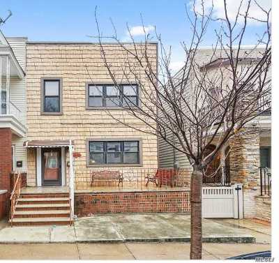 Middle Village Multi Family Home For Sale: 68-41 76th St