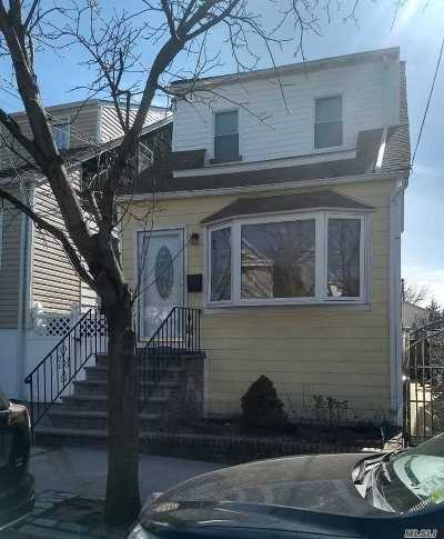Ozone Park Single Family Home For Sale: 90-18 Silver Rd