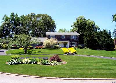 Setauket Single Family Home For Sale: 30 View Rd