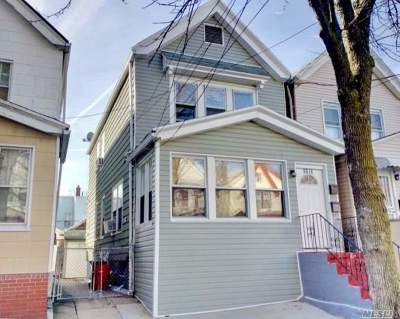 Woodhaven Multi Family Home For Sale: 86-14 77 St