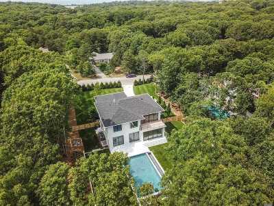 Sag Harbor Single Family Home For Sale: 10 Hillside Ave