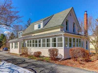 Bohemia Single Family Home For Sale: 1250 Ocean Ave