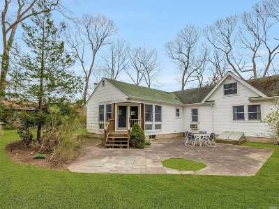 Cutchogue Single Family Home For Sale: 1475 Sterling Rd