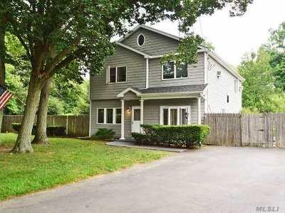 Bohemia Single Family Home For Sale: 1411 Locust Ave