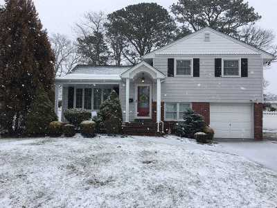 West Islip Single Family Home For Sale: 741 Tanglewood Rd