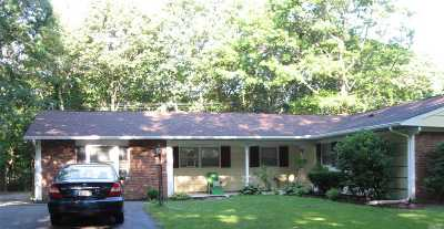 Stony Brook Single Family Home For Sale: 32 Sycamore Cir
