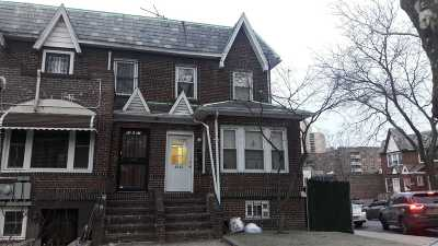 Rego Park Multi Family Home For Sale: 66-63 Saunders St