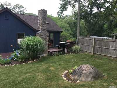 Sound Beach Single Family Home For Sale: 10 Seaford Rd