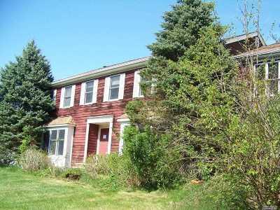 Setauket Single Family Home For Sale: 437 Pond Path Path