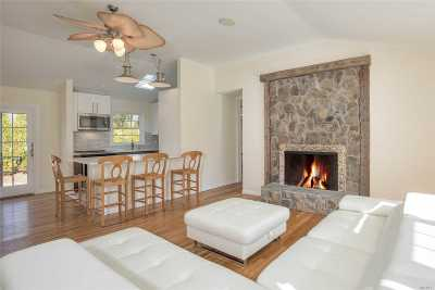 Westhampton Single Family Home For Sale: 117 Oneck Ln